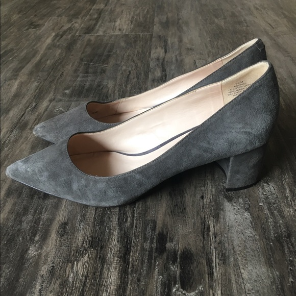 Shoes Ike Nine Pumps Poshmark Suede West qAwYwS